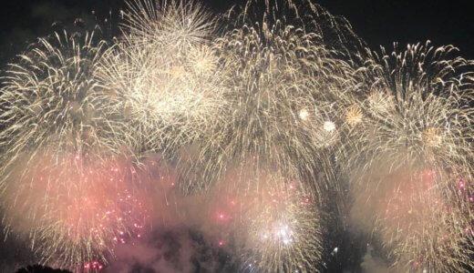 シラフで見る花火はとても美しい|ノンアルライフ89日目